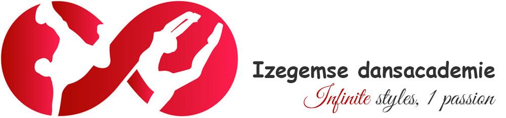 Logo izegemsedansacademie