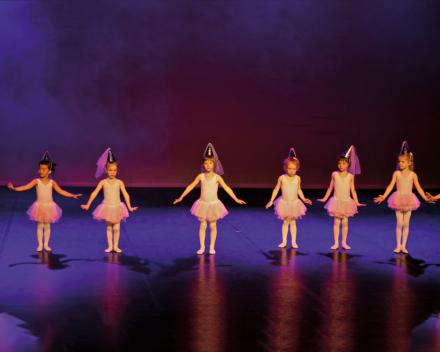 Dance Imagination 2018. De dansvoorstelling van de Izegemse dansacademie