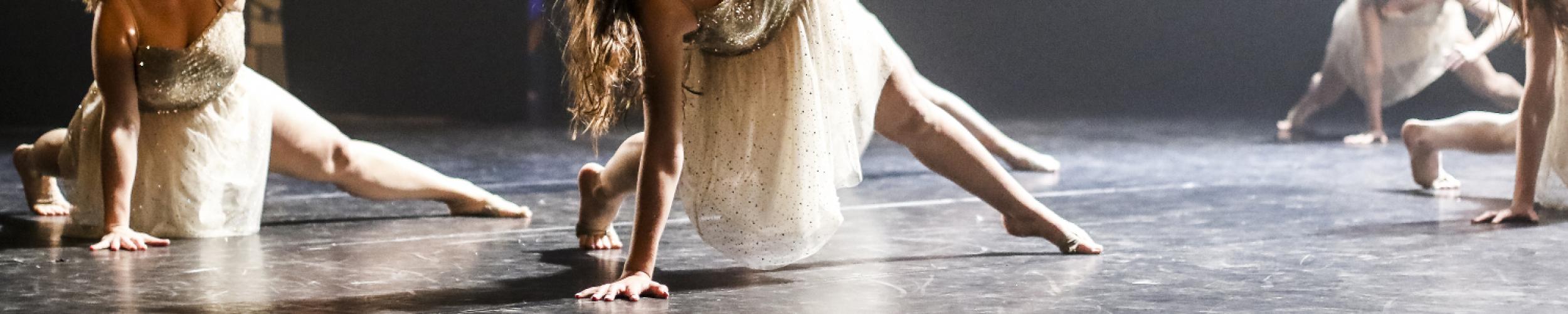 dansemoties beleef je tenvolle tijdens de danslessen jazz