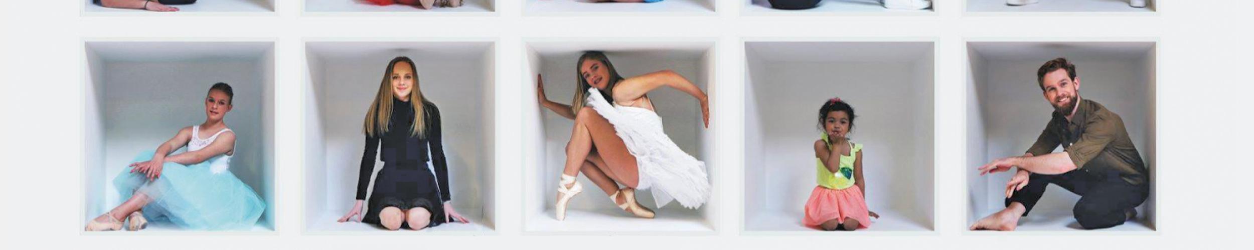 Dansnieuws, leuke dansweetjes, dansshows, ... van de Izegemse dansacademie