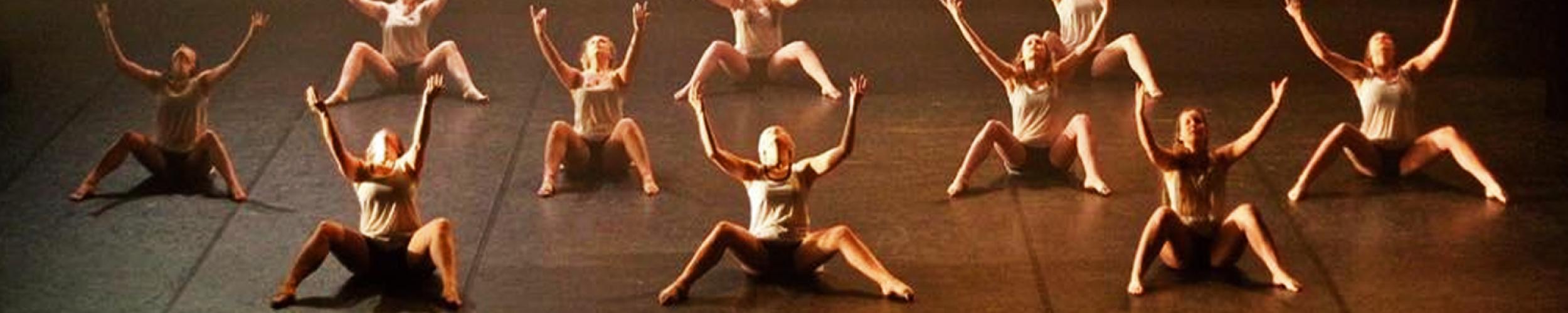 Verlang naar je eigen dansoptreden bij het zien van prachtige dansfoto's